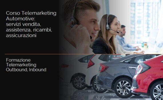 Corso-Telemarketing-Automotive-Assistenza-Ricambi
